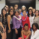 Nurses aide program graduates celebrate at Kapiʻolani CC