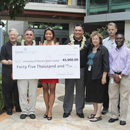 UH Cancer Center receives $45,000 gift from CoolingCancer.org