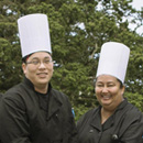 First students complete year-long HARIETT culinary training at Windward