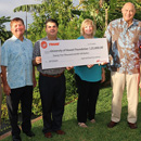 $25,000 supports UH West Oʻahu facilities management program
