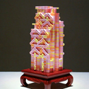PEZ candy sculptures by Percy Lam