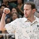 Men's basketball wins Big West's top player, coach awards