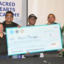 UH tech students among the winners at the AT&T-UH Hackathon