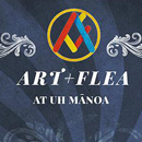 Art + Flea comes to UH Mānoa