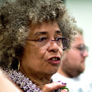 Angela Davis challenges students to question status quo