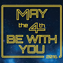May the 4th be with you event