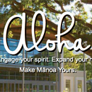 UH Mānoa launches new easy to navigate admissions website