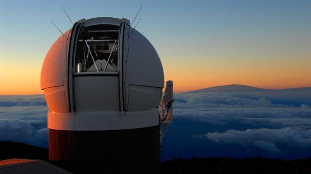 Pan-STARR telescope