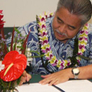 Governor Ige strengthens environmental court at law school