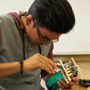 Creating STEM opportunities for high school students