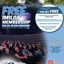 UH Hilo students receive ʻImiloa membership