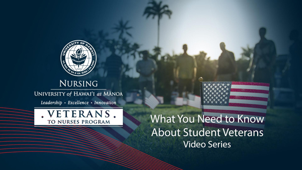 Nursing grant publishes video workshop to better support veterans