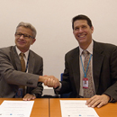 Nuclear power plant hazard mitigation agreement signed by UH managed Pacific Disaster Center