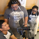 UH West Oʻahu creative media students produce campus commercial