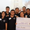 Student team receives top honors at Hawaiʻi Annual Code Challenge