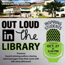 Out Loud in the Library: A literary and music event at Windward CC