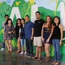 Graphic design students explore makai to mauka in Kapolei mural