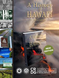 A History of Hawaii third edition book cover