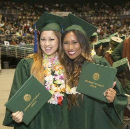 Reminder: UH Mānoa spring commencement changes