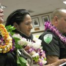 Honolulu Fire Department honors UH Mānoa staff and student for bravery