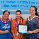 Windward named first college in Hawaiʻi as Blue Zones Project approved worksite