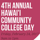 Hawaiʻi CC showcases degree and certificate programs