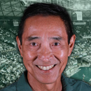 Dave Shoji honored at Aloha Ball Retirement Celebration