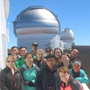 Maunakea scholars share their telescope observation experience