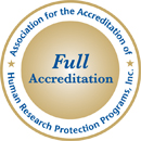 UH receives human research protection accreditation