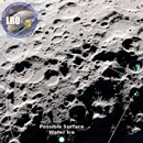 New evidence of frost on moon's surface