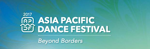 Asia Pacific Dance Festival 2017, beyond borders