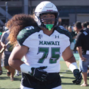Rainbow Warriors visit injured teammate Kalepo Naotala