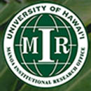 National student survey recognizes Mānoa Institutional Research Office
