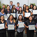 "First ""universal bankers"" graduate from industry partnership program"