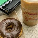 Enjoy Dunkin' Donuts at Paradise Palms Café