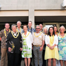 UH West Oʻahu library named to honor Campbell family