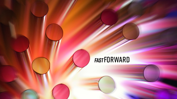Fast Forward gallery poster