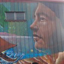 UH Hilo College of Hawaiian Language contributes to Hilo mural project