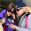 Mobile app for visually impaired field tested at Yosemite National Park