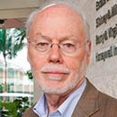 Nobel laureate wins Weinman award at UH Cancer Center symposium