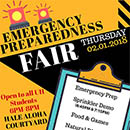 Fair designed to help students prepare for emergencies