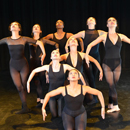 Spring Footholds: Transitions showcases student choreographer and performers