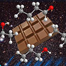 Chocolate in deep space