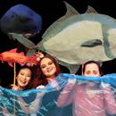 Nanaue the Teenage Sharkman's world premiere at Palikū Theatre