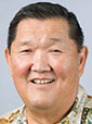 Barry Mizuno, headshot