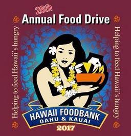 Hawaii Foodbank tshirt
