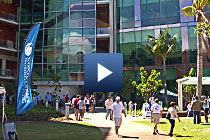 Cancer Center open house link to video