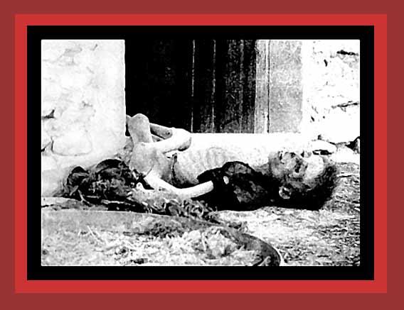 Геноцид Армян 1915-16,массовое уничтожение и депортация армянского