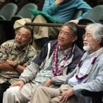 Dr. Vernon Oi, Bill Richardson, Dr. Norio Nakatsuji