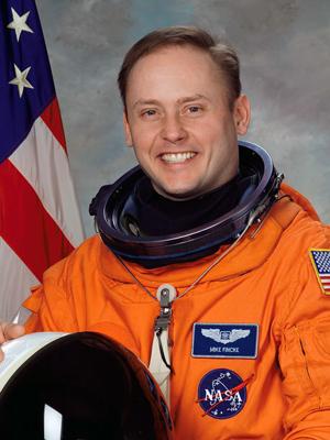 Col. Mike Fincke, USAF
